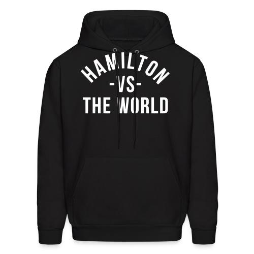 Hamilton vs... - Men's Hoodie
