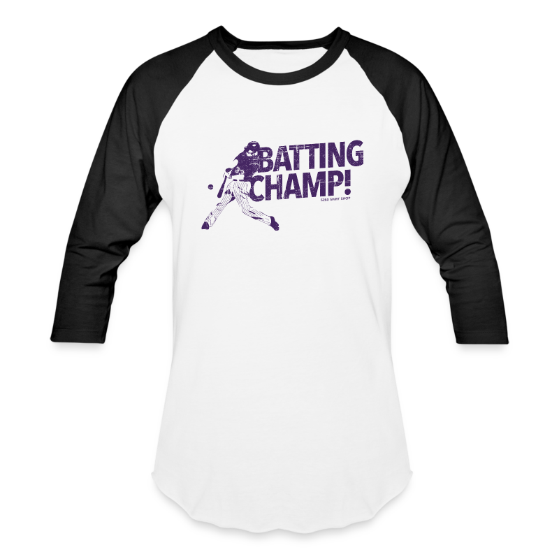 Batting Champ - Mens Baseball T-Shirt - Baseball T-Shirt