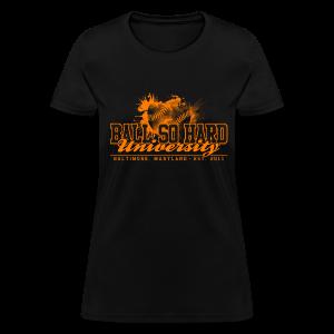 BSHU Burst - Women's T-Shirt