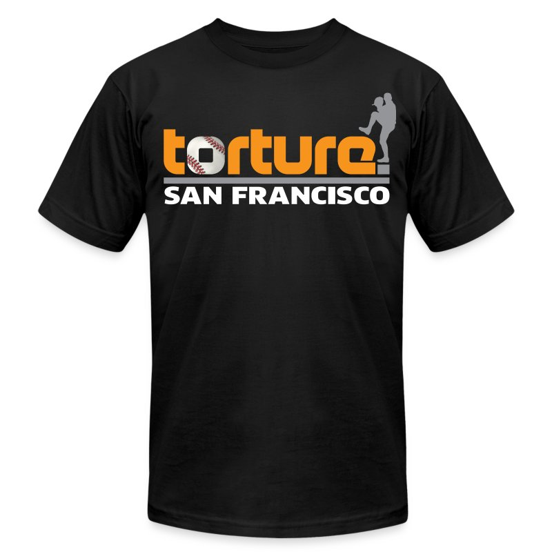 Torture San Francisco T Shirt Spreadshirt