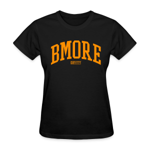 BMORE Orange F - Women's T-Shirt