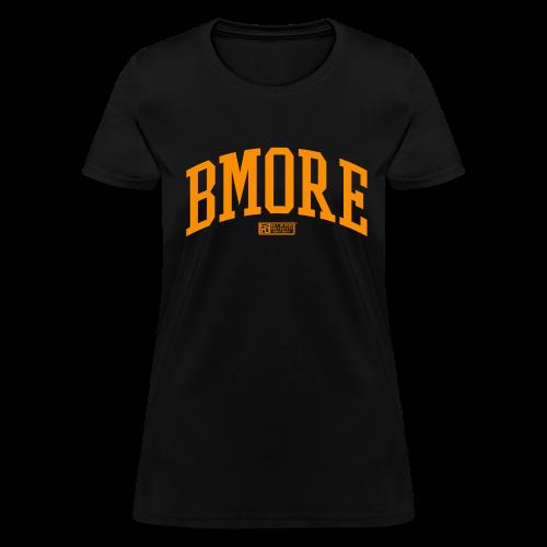 BMORE Orange F - Women's T-Shirt