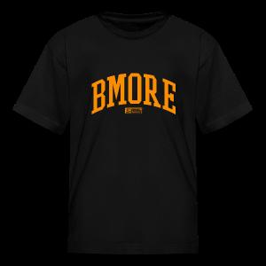BMORE Orange K - Kids' T-Shirt