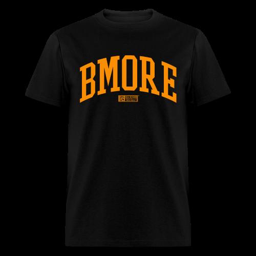 BMORE Orange M - Men's T-Shirt