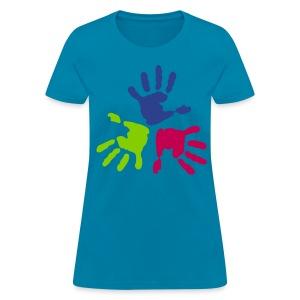 NEW!  Hands - Women's T-Shirt