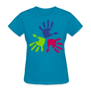 NEW!  Hands - Women's T-Shirt