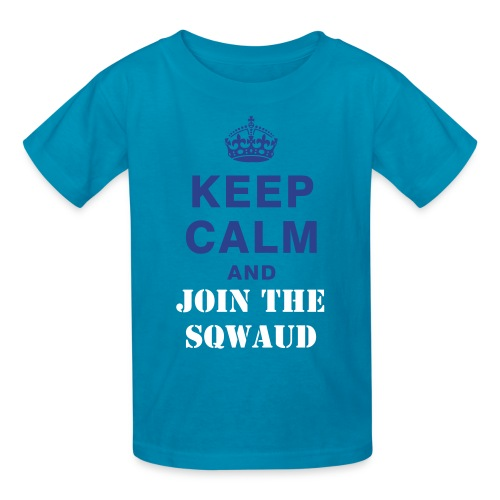 Keep Calm Kid's T-Shirt - Kids' T-Shirt