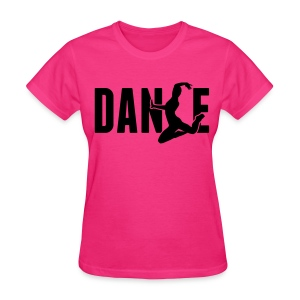 NEW!  Dance - Women's T-Shirt