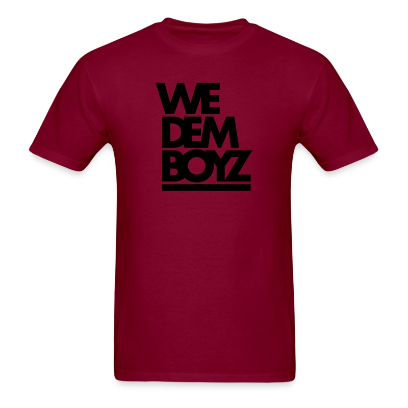 NEW!  Dem Boyz - Men's T-Shirt