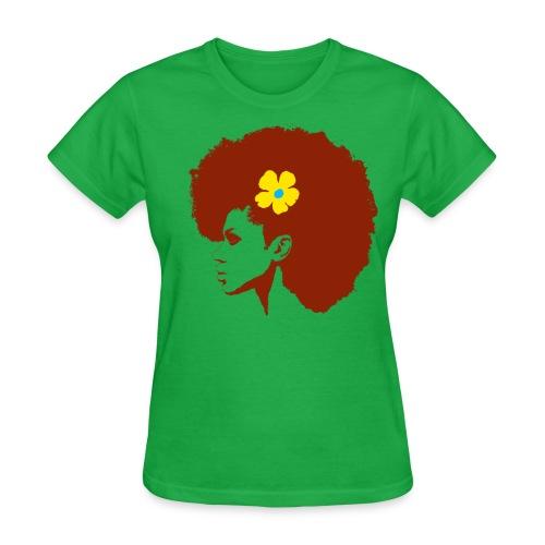NEW!    Yellow Flower - Women's T-Shirt