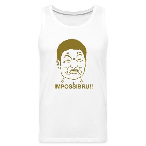 NEW!  Impossibru - Men's Premium Tank