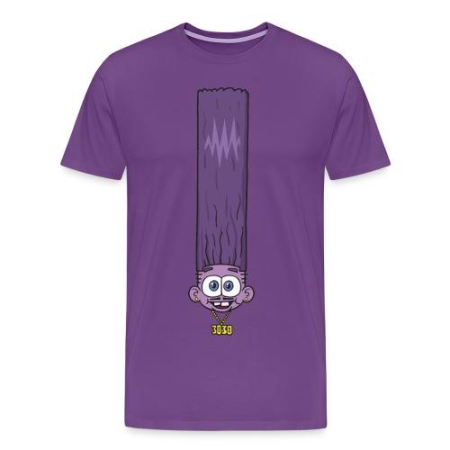 Men's Gurt 3030 Chain Gold Tee - Men's Premium T-Shirt