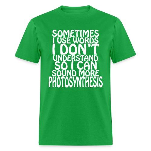 Photosynthesis - Men's T-Shirt