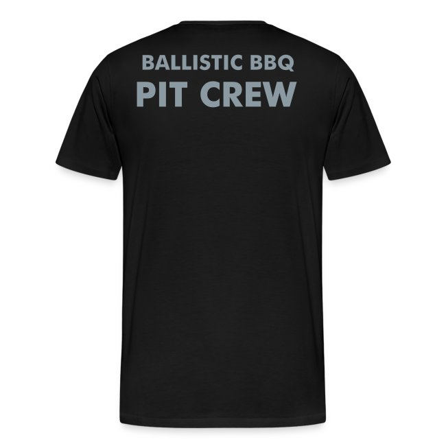"Bold ""Pit Crew"" T"