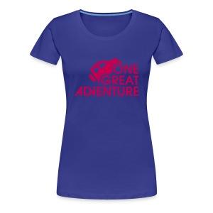 the premium PINK shirt - Women's Premium T-Shirt