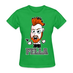 Fella 2015 (Female) - Women's T-Shirt