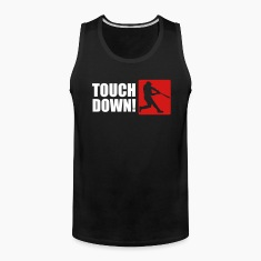 Touch Down Tank Tops