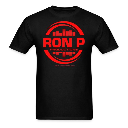 Ron P Productions(Red) - Men's T-Shirt