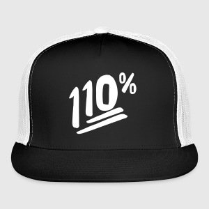 110% Vector Design - Trucker Cap