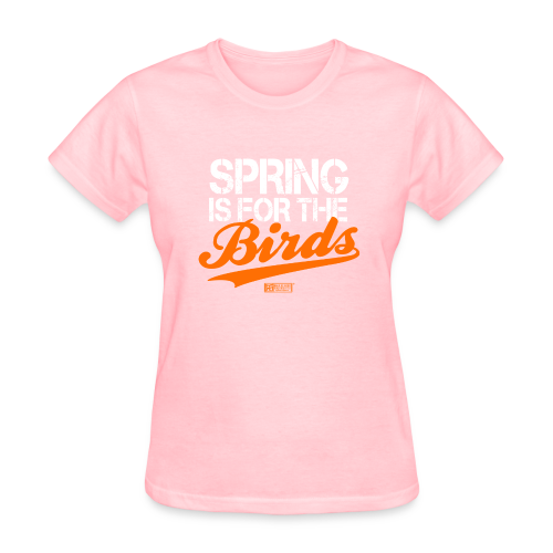Spring Birds W - Women's T-Shirt