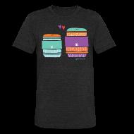 T-Shirts ~ Unisex Tri-Blend T-Shirt ~ Lenses