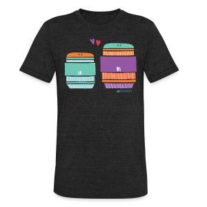 Lenses - Unisex Tri-Blend T-Shirt