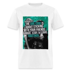 Cock Block Tip TShirt - Men's T-Shirt