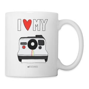 Camera Love Mug - Instant Camera - Coffee/Tea Mug