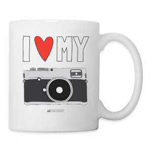 Camera Love Mug - Film Camera - Coffee/Tea Mug