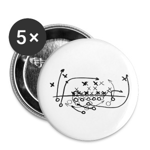 Football Soccer strategy - Small Buttons
