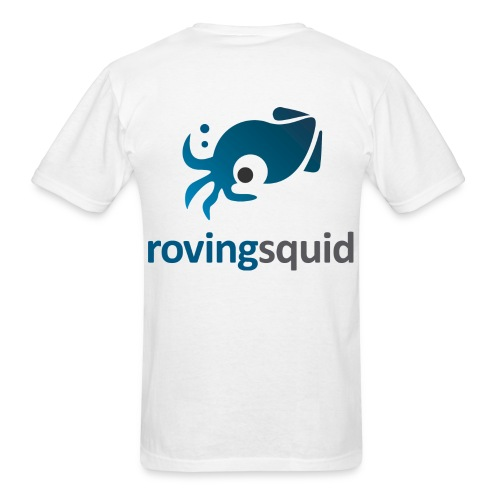 Roving Squid Men's Logo T-shirt - Men's T-Shirt