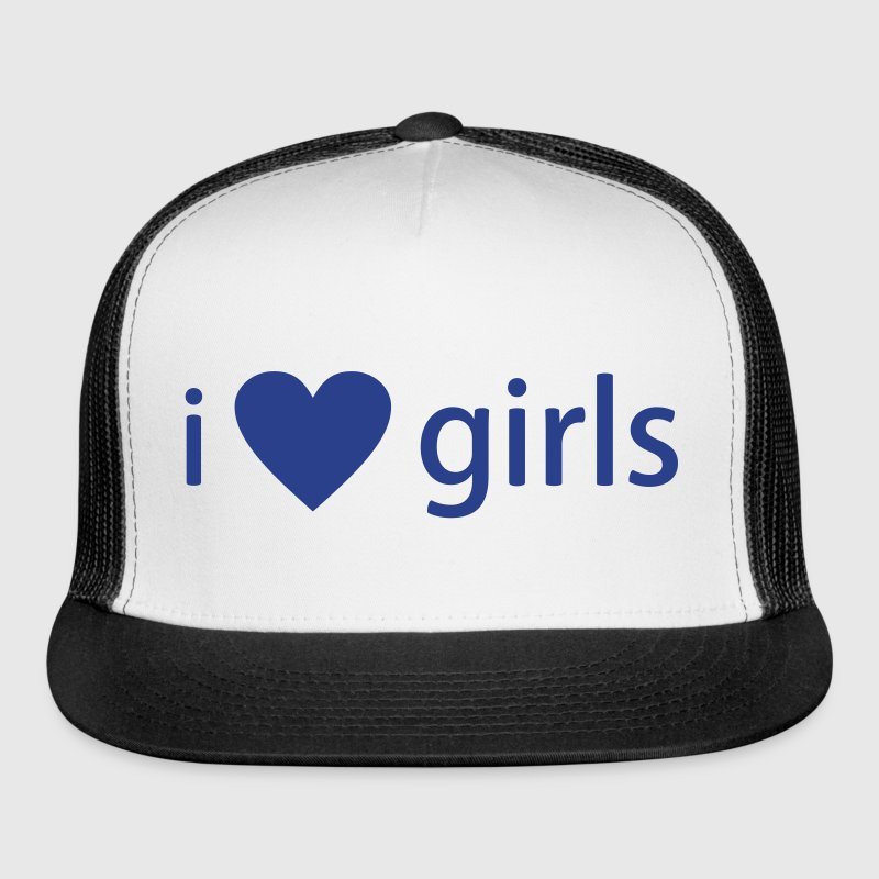 Torgeir's I love girls - Trucker Cap
