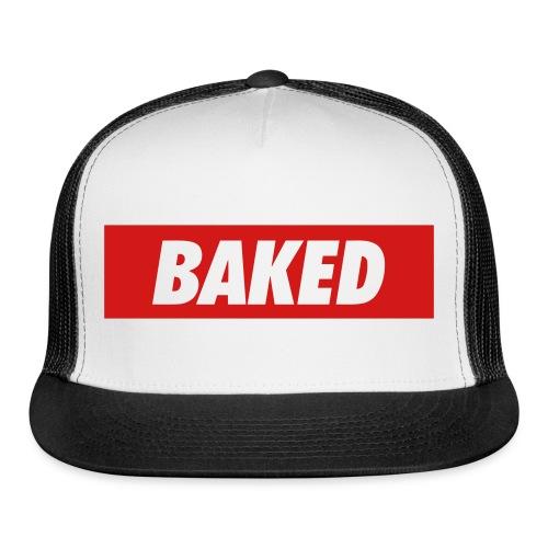 BAKED - Trucker Cap