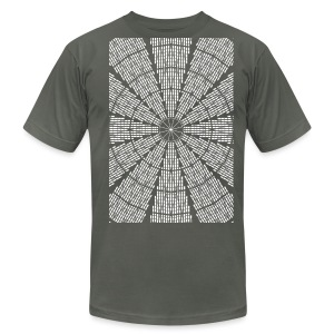 Dome Ceiling 2 - Men's T-Shirt by American Apparel