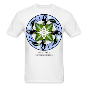 Ponchamama Greenblue - Men's T-Shirt
