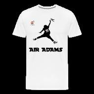 T-Shirts ~ Men's Premium T-Shirt ~ Air Adams