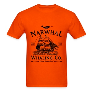 Narwhal - Men's T-Shirt