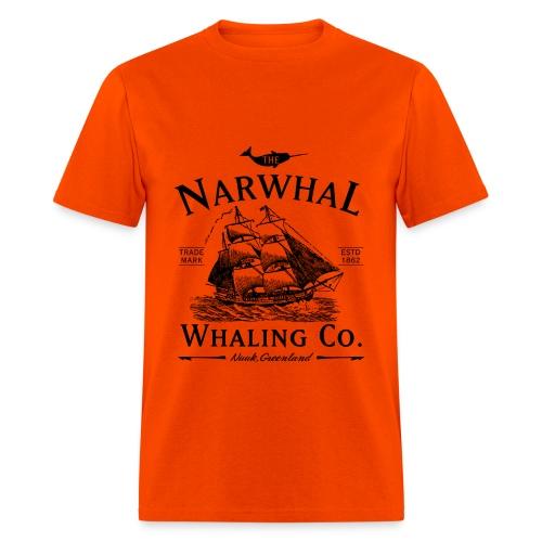 Narwhal - Men's T-Shirt