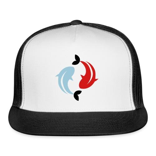 Koi Fish - Trucker Cap
