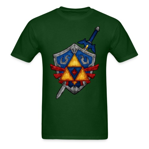 Legend of Zelda Shirt - Men's T-Shirt
