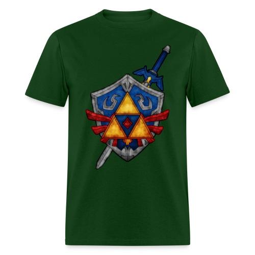 Legend of Zelda Shirt - Men's T-Shirt