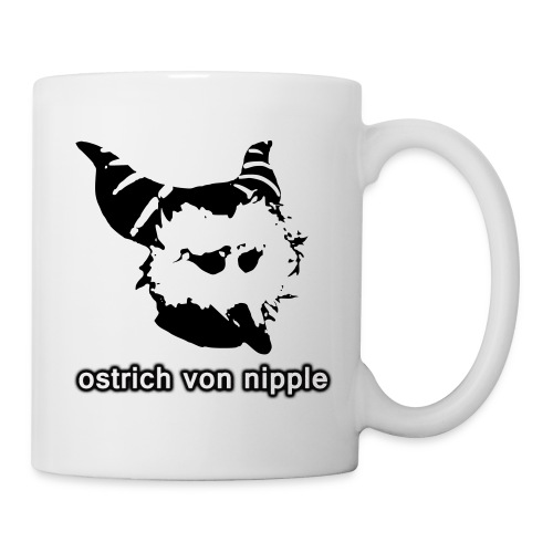 Nipple Sipper (Side View) - Coffee/Tea Mug
