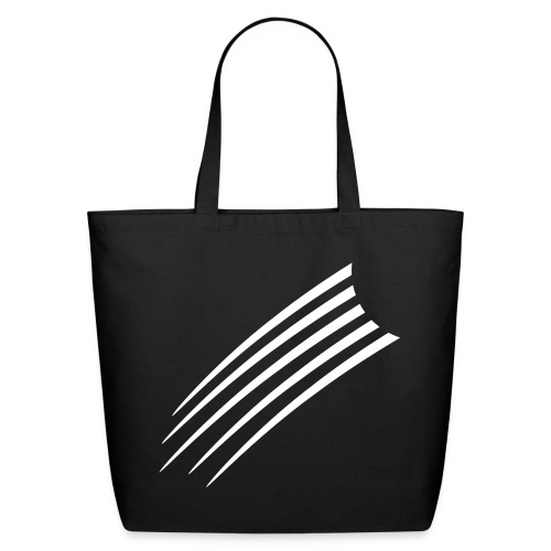 Tote (Line pattern) - Eco-Friendly Cotton Tote