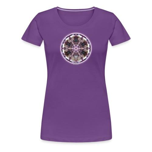 Unfoldment Mandala Premium Tee - Women's Premium T-Shirt