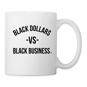 Black Dollars Coffee Mug - Coffee/Tea Mug