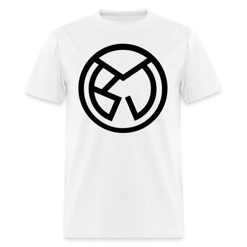 BMJ Tee - White - Men's T-Shirt