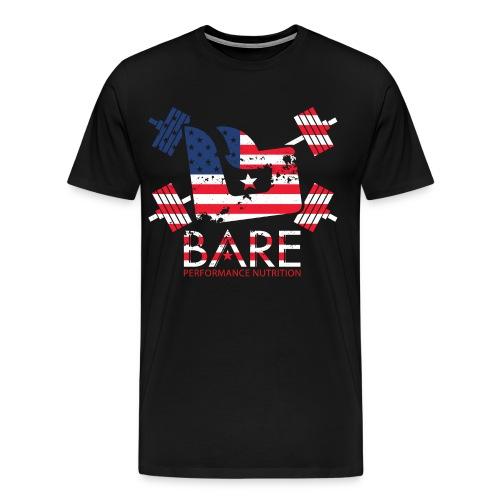 BPN Flag Shirt - Men's Premium T-Shirt