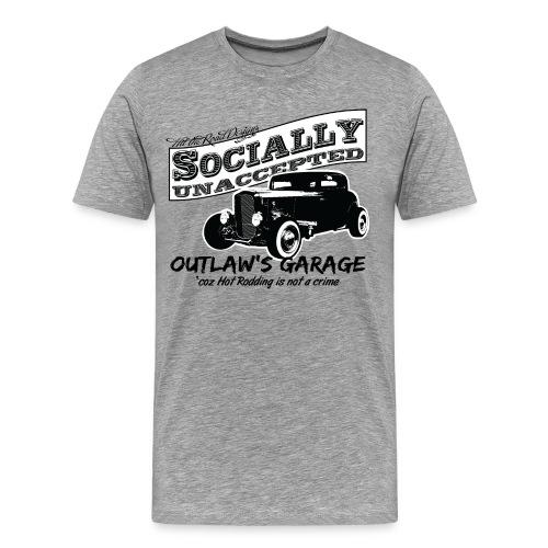 OUTLAW - Men's Premium T-Shirt
