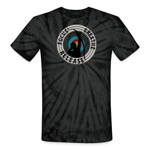 True Archer - Unisex Tie Dye T-Shirt