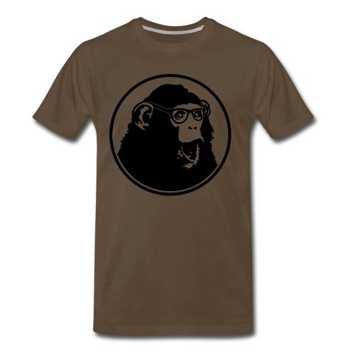 NERDY APE - Men's Premium T-Shirt